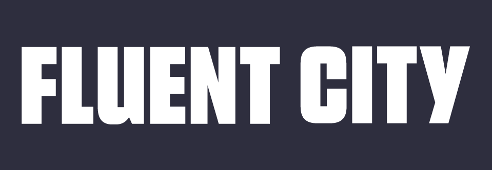 fluent city logo